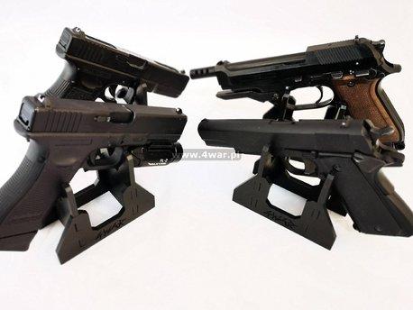Stojak na broń krótką Gun holder