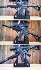 Stojak na broń długą / karabin (1)