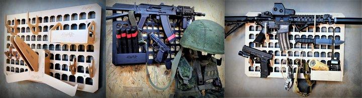 Gunwall gunhanger